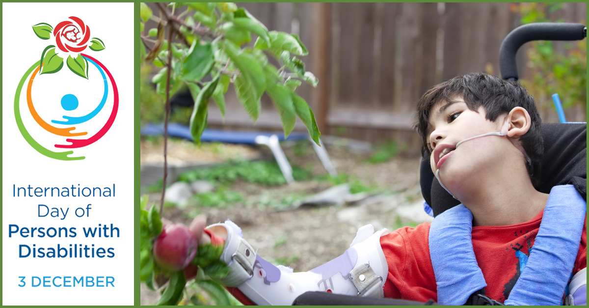 How Children With Disabilities Came To >> Magical Playgardens For Deaf Blind And Disabled Orphans Bloom